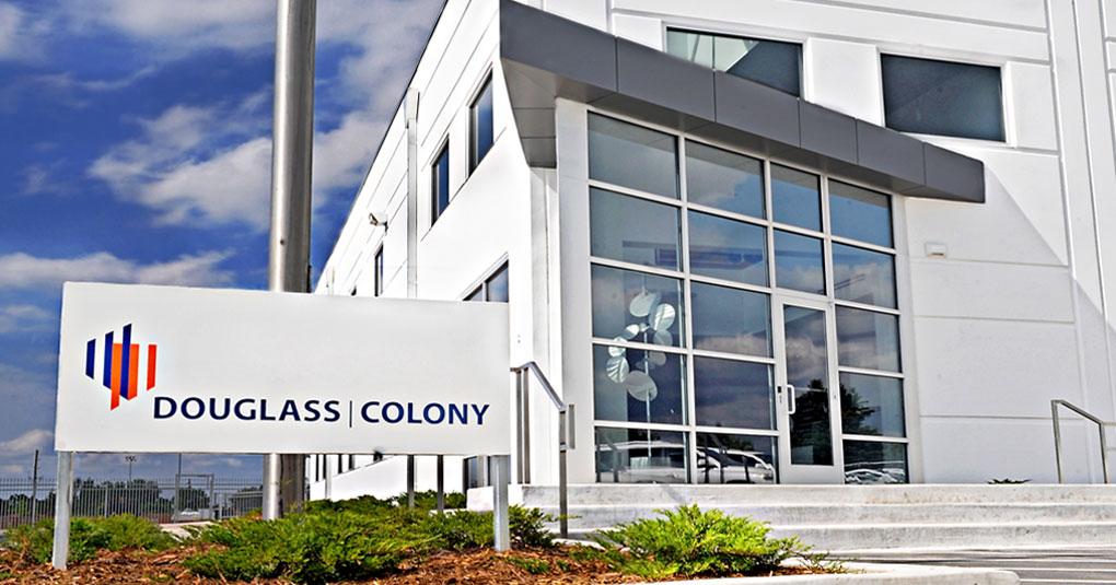Douglass Colony