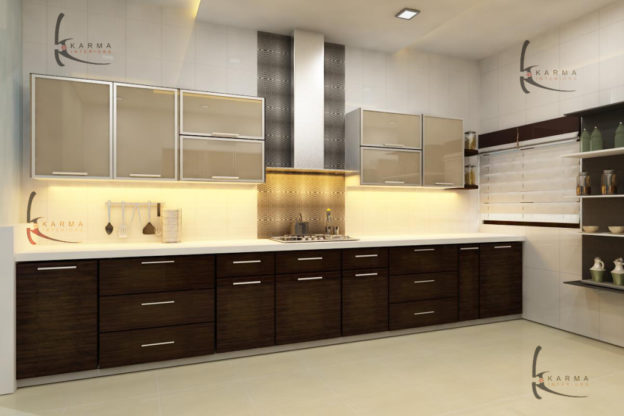 Designed Affordable Modular Kitchen In Delhi Cabinets Calgary My Real Estate Key