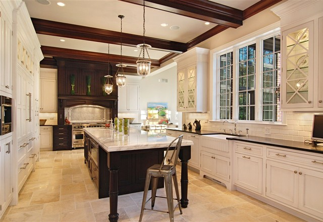 Traditional Home Kitchens