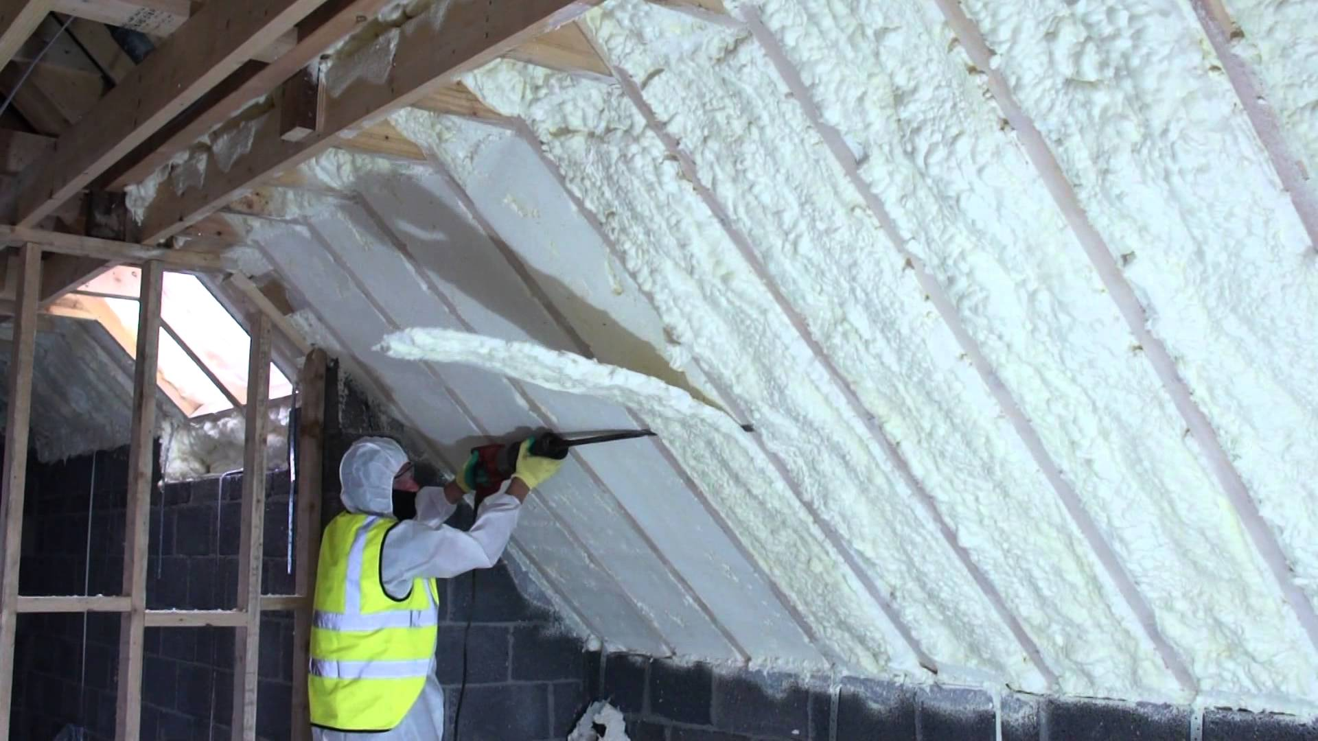 spray foam insulation nyc