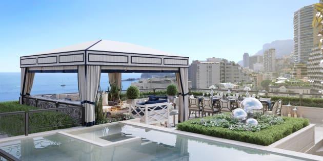penthouse in Monaco
